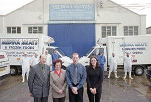 Medina-meats-directors
