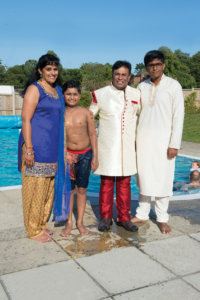 ramish-babu-family